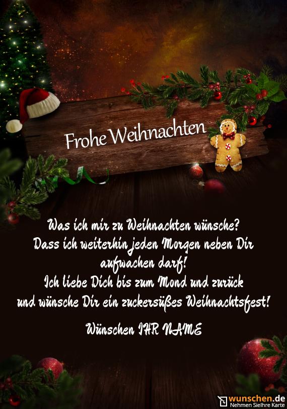 Frohe Weihnachten Ich Liebe Dich.Weihnachten Dekorative Erschaffen Ihre Eigene Karte Zum Weihnachten